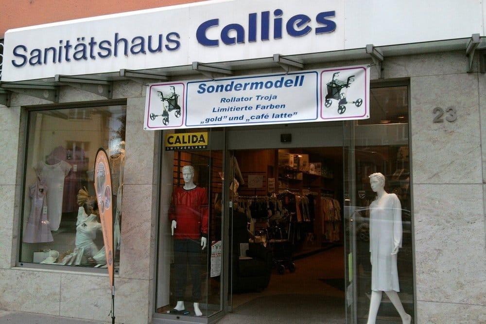Sanitätshaus Callies - Drogerie - Gottesweg 23, Zollstock, Köln ...