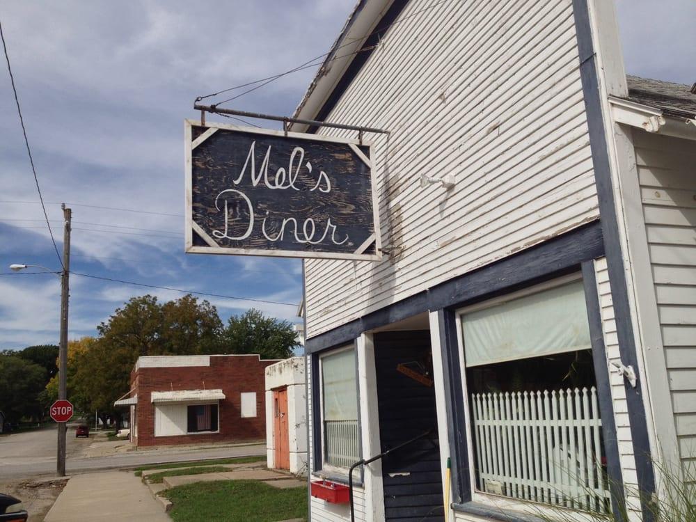 Mel's Diner: 212 County Trunk Rd, Brayton, IA