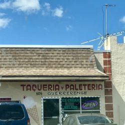 Paleteria Y Taqueria Guerrerense Mexican 505 S Combee Rd