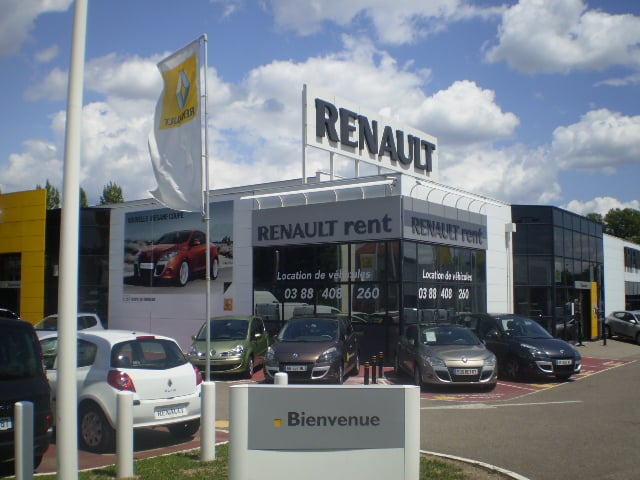 renault strasbourg illkirch personenbef rderung 4 avenue de strasbourg illkirch. Black Bedroom Furniture Sets. Home Design Ideas