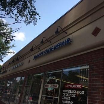 Jimmy S Shoe Repair Cambridge Ma