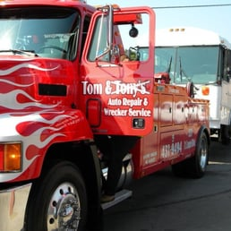 tom tony s auto wrecker service auto repair 2579 fort campbell blvd clarksville tn. Black Bedroom Furniture Sets. Home Design Ideas