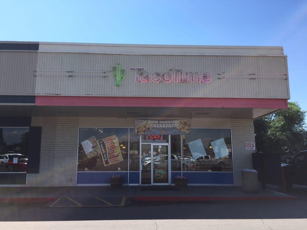 Taco Time: 670 E 200 N, Roosevelt, UT