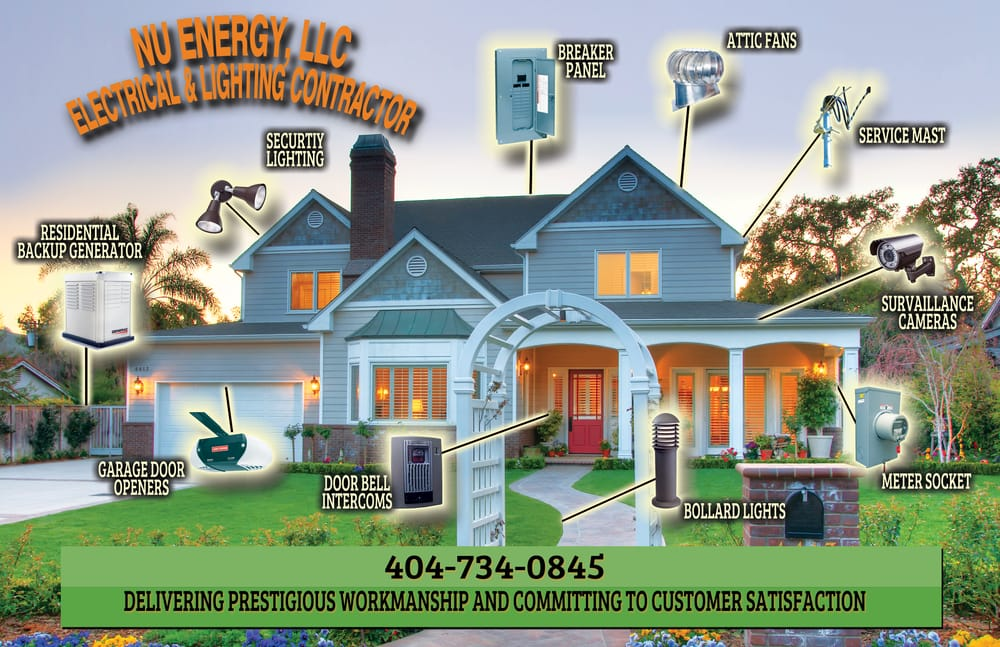 Nu Energy Solution Is A Full Service Electrical