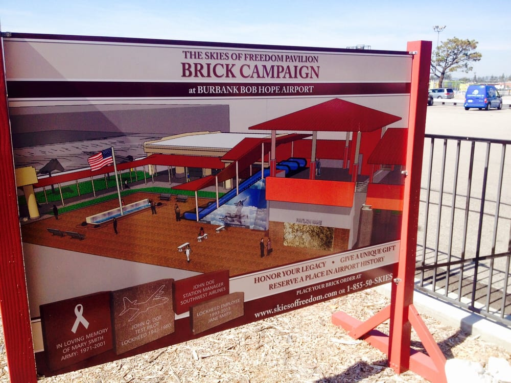 "Car Rental Burbank Airport: I'm All For This ""Brick Campaign"" If It Means Gettin To"
