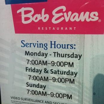 Bob Evans Farms Restaurant - CLOSED - Breakfast & Brunch - 1700 S ...