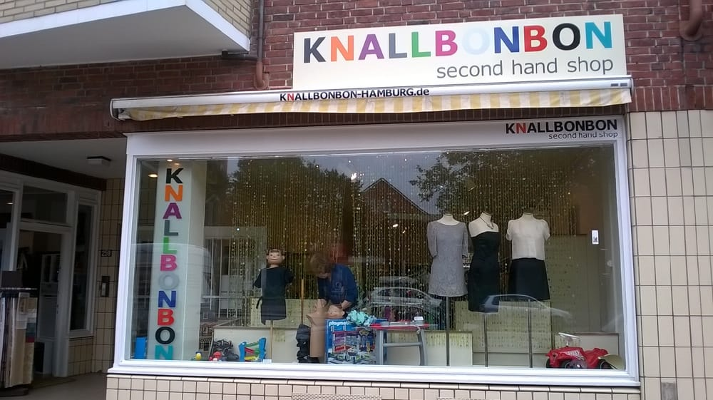 knallbonbon 12 reviews vintage second hand clothing wandsbeker chaussee 259 eilbek. Black Bedroom Furniture Sets. Home Design Ideas