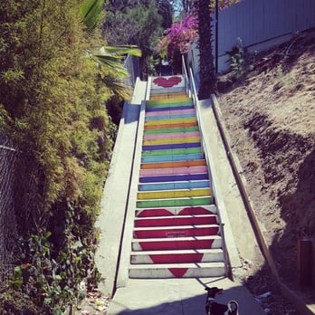 Wonderful Photo De Micheltorena Stairs   Los Angeles, CA, États Unis