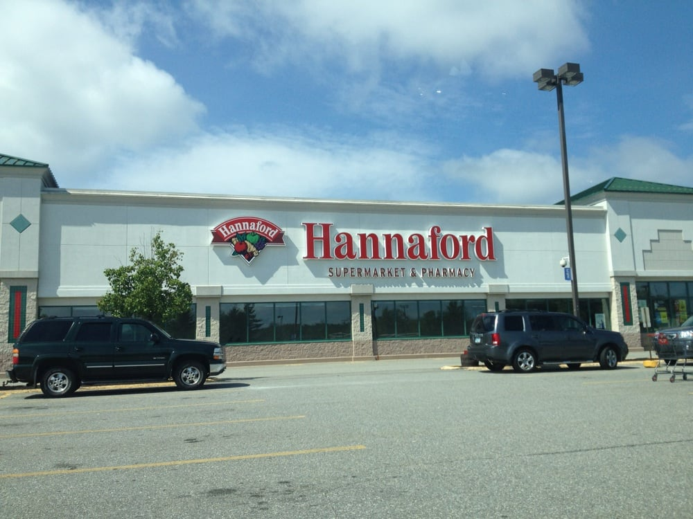 Hannaford: 35 Manchester Rd, Derry, NH