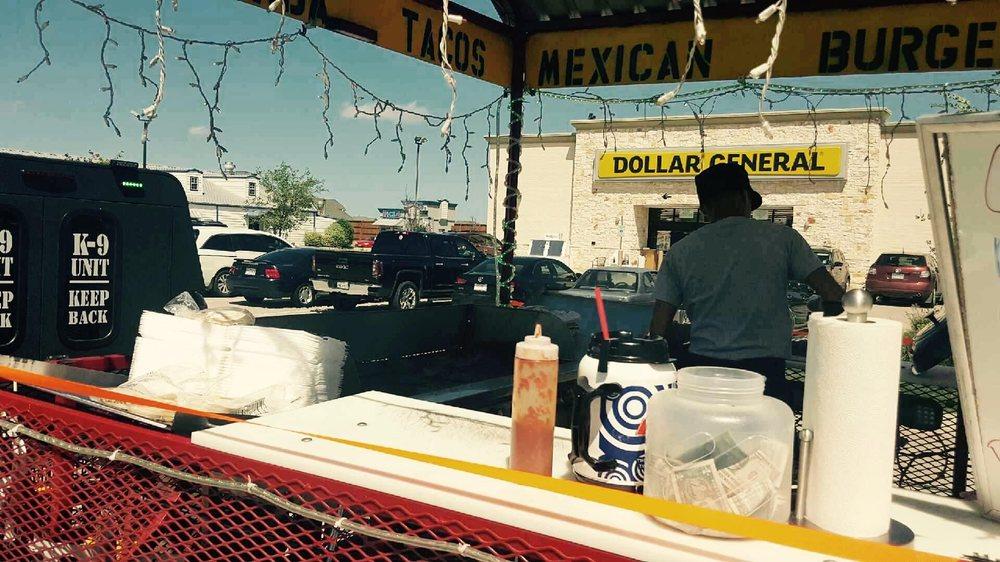 Los Angeles Chocolate Trailer: Dollar General Parking Lot, Aubrey, TX