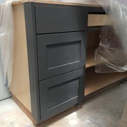 Photo Of Bohemia Cabinets   Richmond, CA, United States. Custom Gray  Cabinets