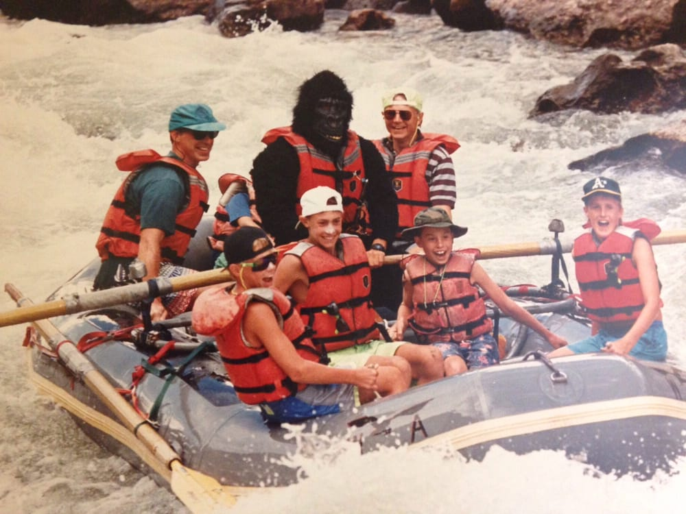 Wilderness Aware Rafting