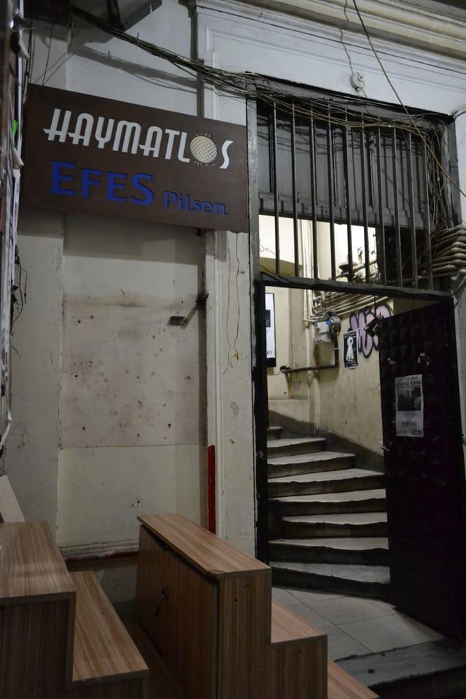 Haymatlos Live Music
