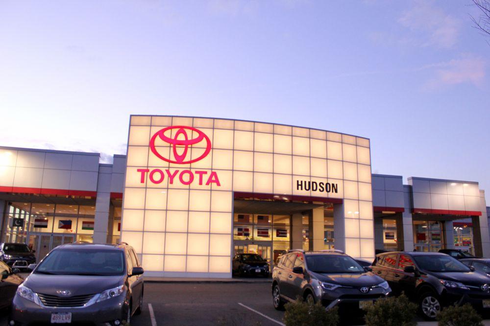 Photo Of Hudson Toyota   Jersey City, NJ, United States