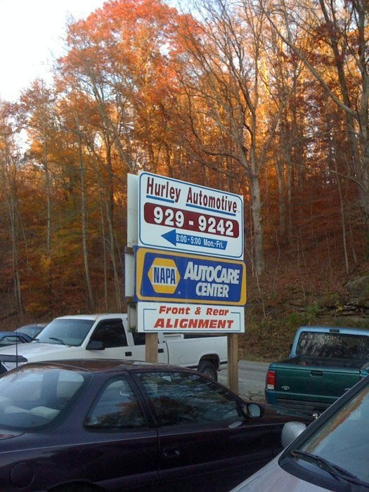 Hurley Automotive: 7023 Midland Trail Rd, Ashland, KY