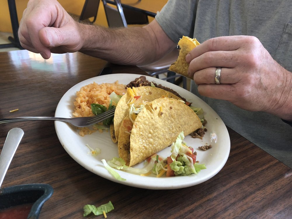 Taco Grill: 232 Highway 277 N, Sonora, TX