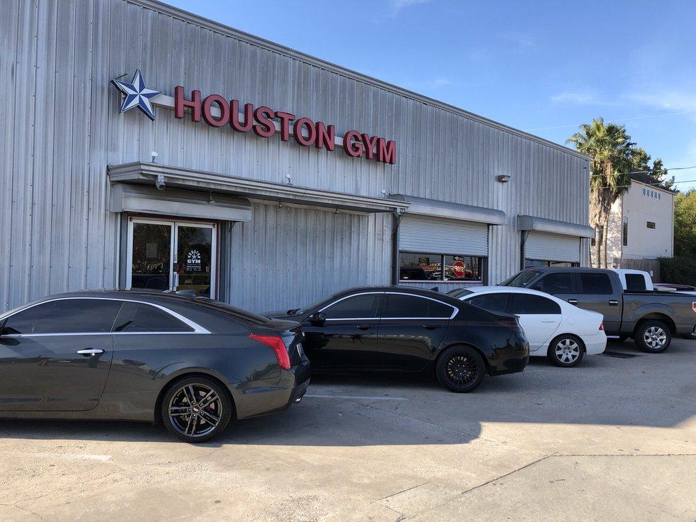 Houston Gym: 1501 Durham Dr, Houston, TX