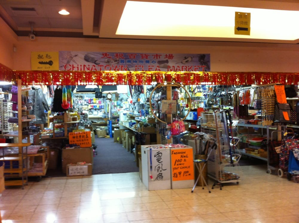 Chinatown Flea Market