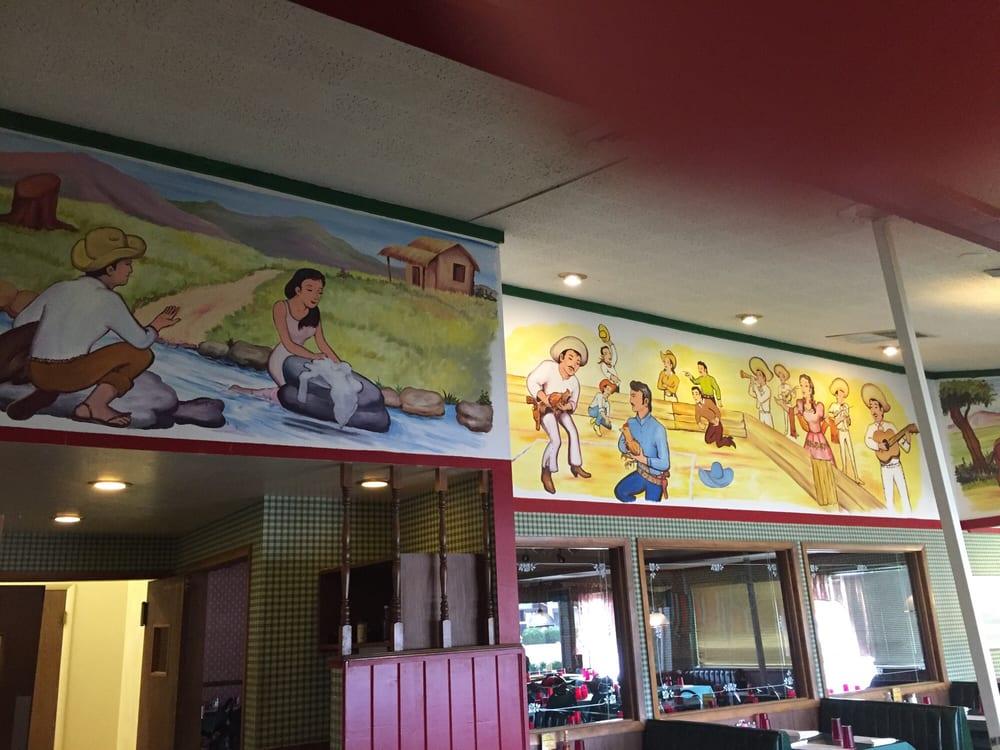 Mi-Rancherito Mexican Restaurant: 540 Topaz Blvd, Delta, UT