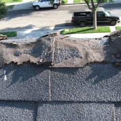 Awesome Photo Of Ace Roofing Company   Glendale, CA, United States. Before   Close