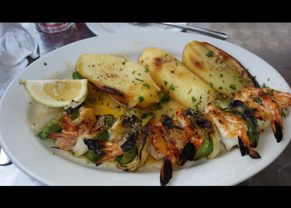 Yiannis Restaurant Tarpon Springs Fl