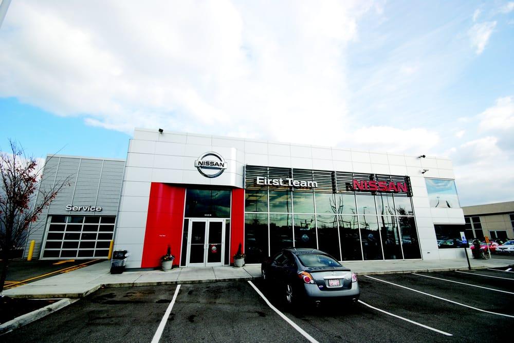 First Team Nissan >> First Team Nissan Auto Repair 6520 B Peters Creek Rd