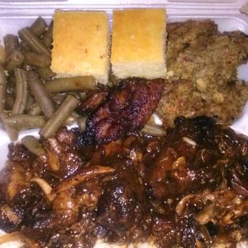 Natty S Jamaican Soul Food Restaurant Marietta Ga