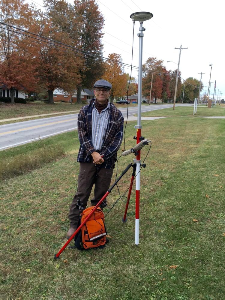 Field work - GPS style - Cleveland Ohio Surveying - Yelp