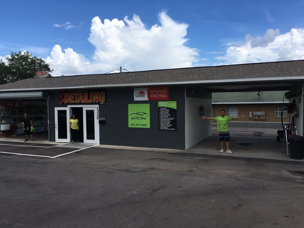 Clermont Auto Spa: 1320 Millholand Dr, Clermont, FL