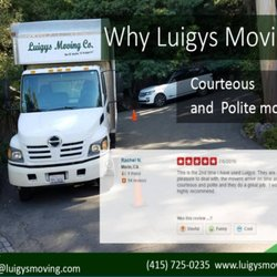 Luigys Moving And Storage   21 Photos U0026 63 Reviews   Movers ...