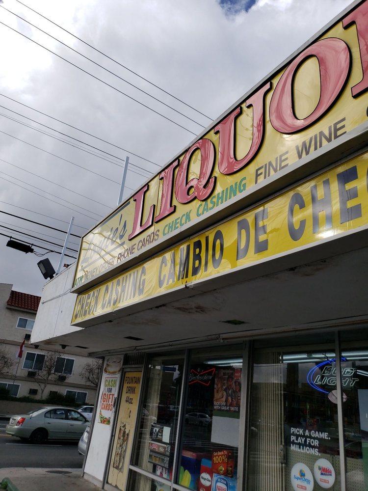 Louies Liquor & Check Cashing