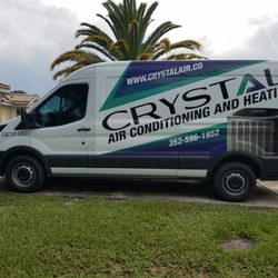 Photo Of Crystal Air Conditioning Spring Hill Fl United States
