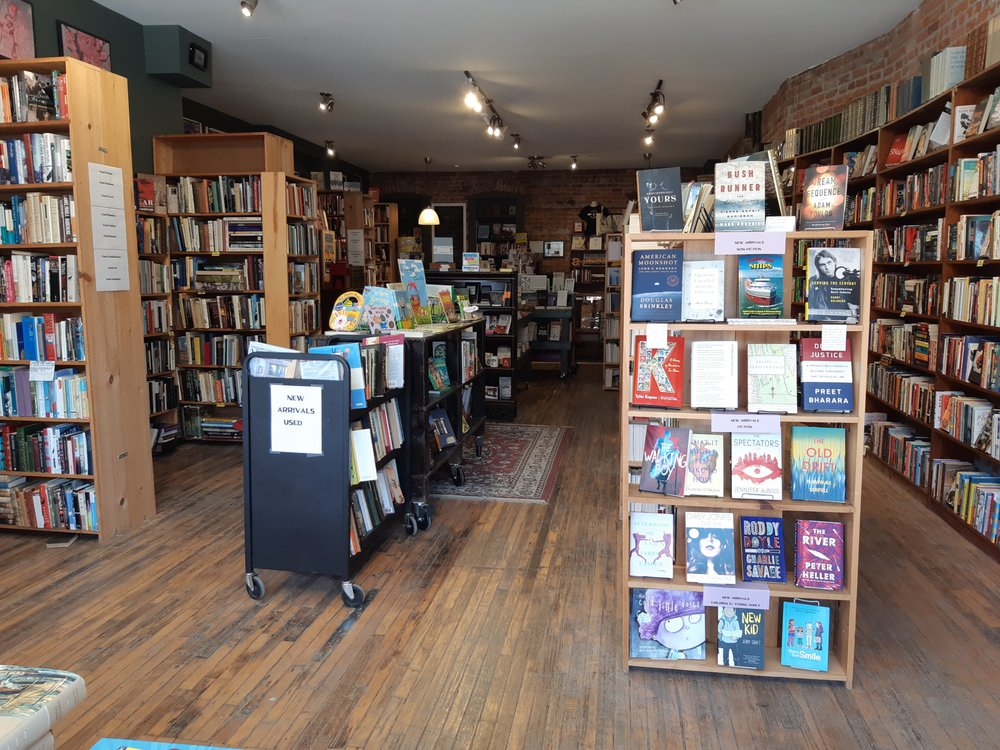 Biblioasis: 1520 Wyandotte Street E, Windsor, ON
