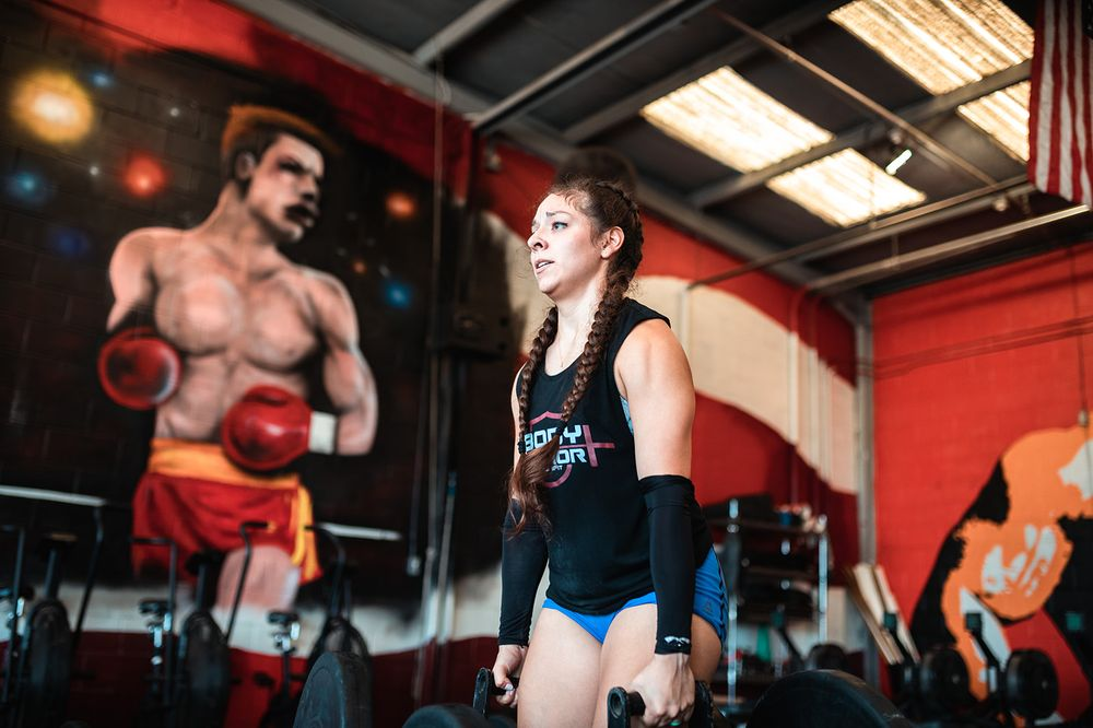 Body Armor CrossFit