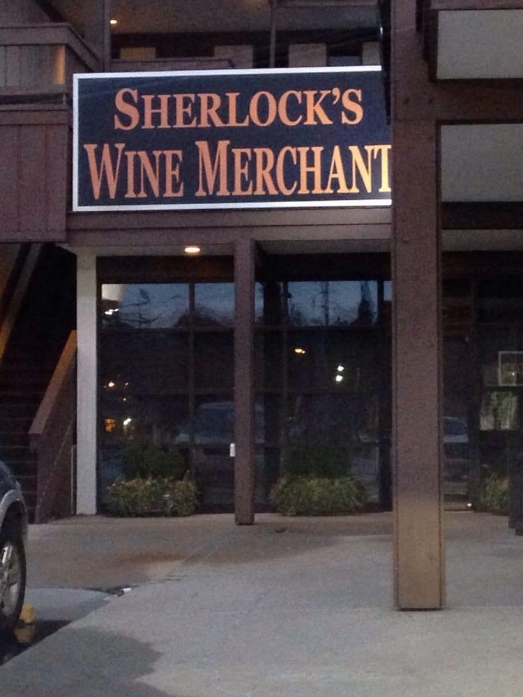 Sherlock's Wine Merchant