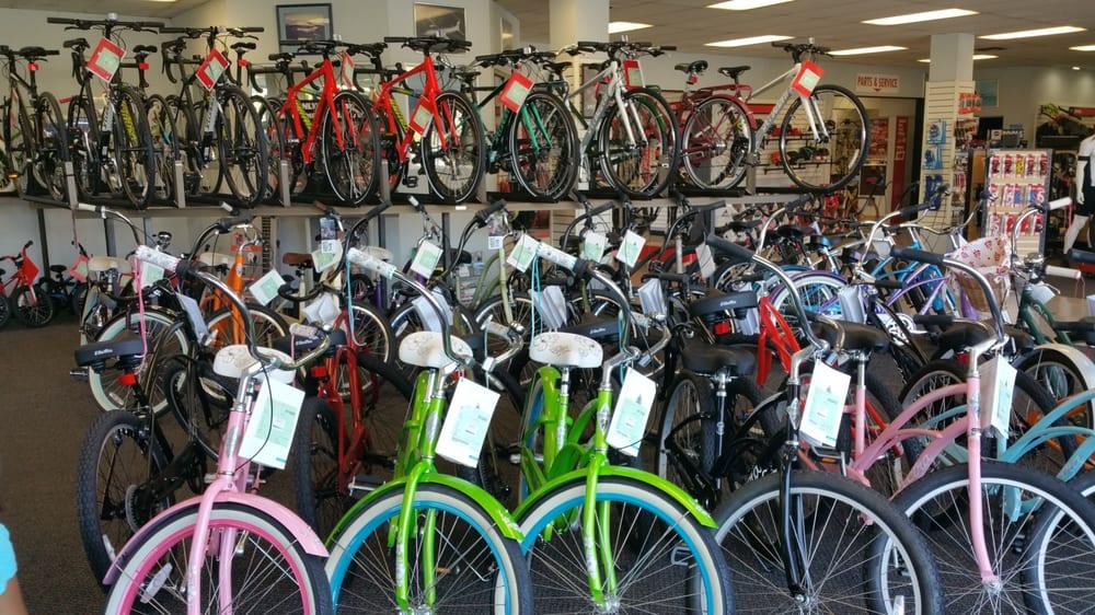 Wheel Away Cycle Center