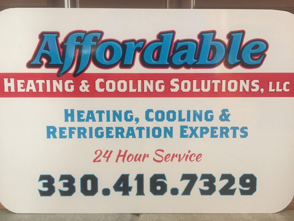 Affordable Heating and Cooling Solutions: Seville, OH