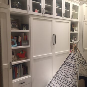 Photo of closet storage concepts henderson nv united states murphy bed