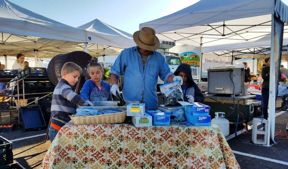Prescott Farmers Market: 1100 E Sheldon St, Prescott, AZ