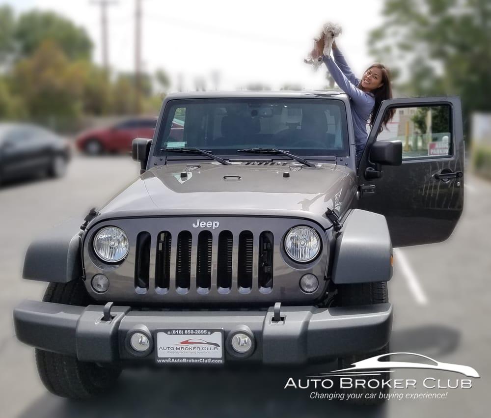 Jeep Lease Deals At Auto Broker Club!