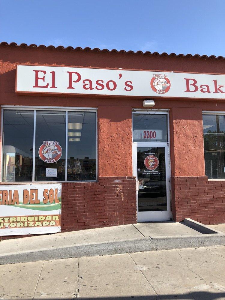 El Paso's Bakery