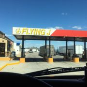 Flying j truck stop fargo nd