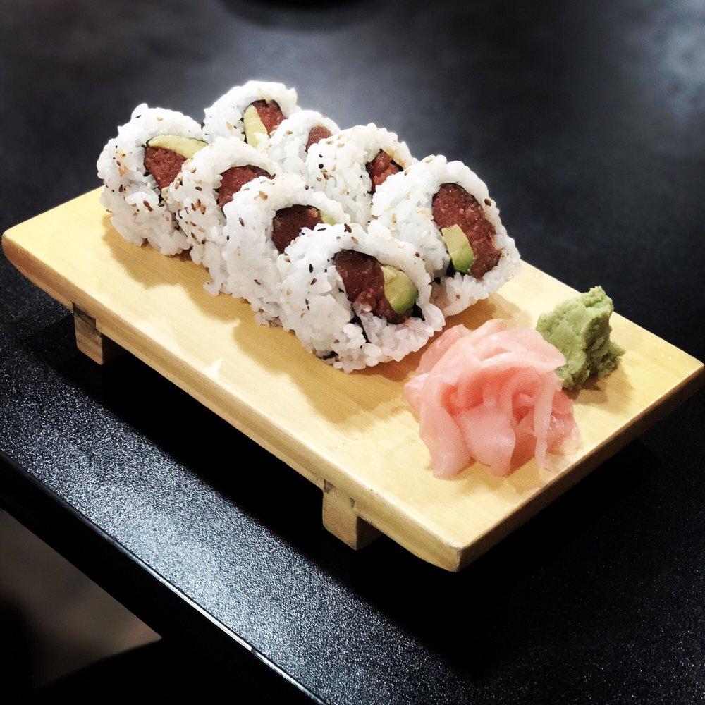 Food from Yoshi Express