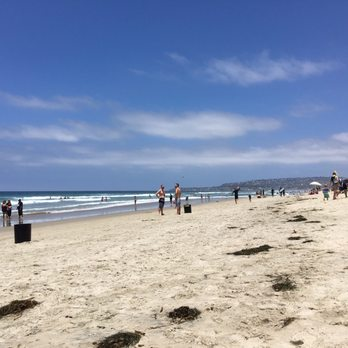 Photo Of South Mission Beach San Go Ca United States Scenic