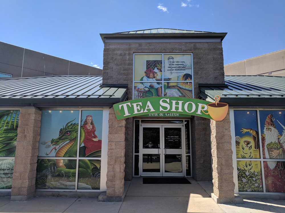 Social Spots from Celestial Seasonings Tour and Tea Shop