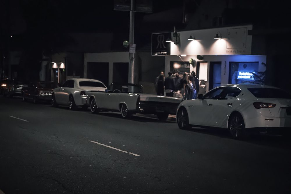 Royal Rides Auto Leasing and Sales: 2215 Hyperion Ave, Los Angeles, CA