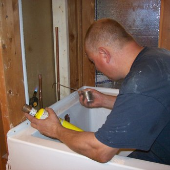 Photo Of Mcr Plumbing Omaha Ne United States After Installing The Tub