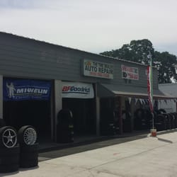 Photo Of The Tire Dealer Auto Repair Citrus Heights Ca United States