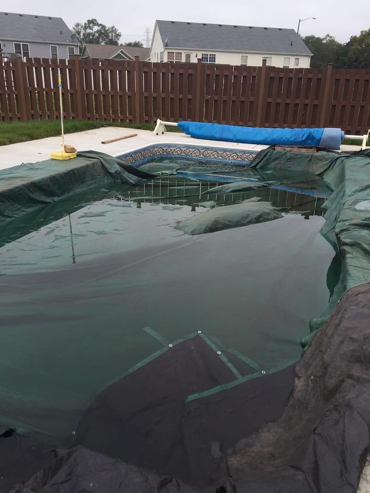 Closing pool,how Great Lakes AKA Twin Cities Pleasure Pools ...