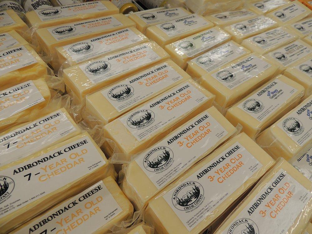 Adirondack Cheese Co: 8190 State Rt 12, Barneveld, NY